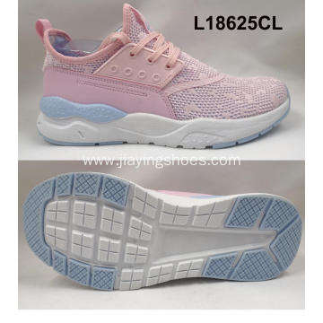 Women spft flyknit breathable shoes